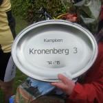 Derde elftal SV Kronenberg kampioen