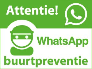 Buurt preventie app gestart
